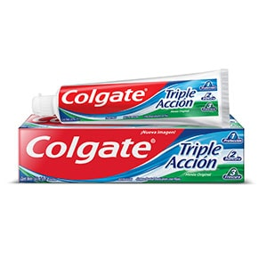 Colgate Triple Acción Menta Original