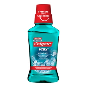 Enjuague Bucal Colgate® Plax Ice Infinity Zero Alcohol