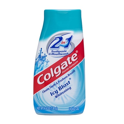 Colgate® 2in1 Icy Blast Toothpaste