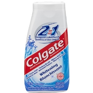 Colgate* 2 In 1 Blanchissant