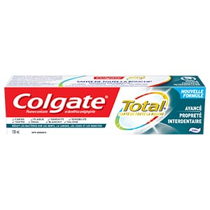Colgate Total* Propreté interdentaire