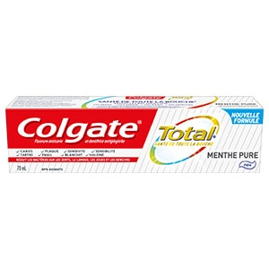 Colgate Total* Menthe pure