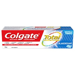 Colgate Total* Blanchissant