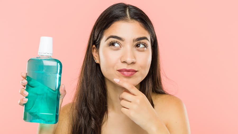 is magic mouthwash a solution for mouth ulcers? - colgate in