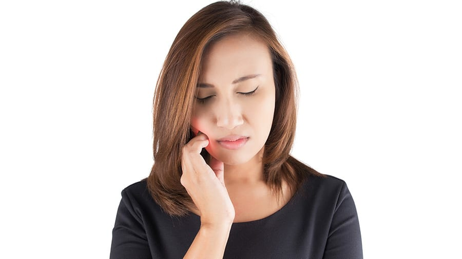 Woman Learning About Wisdom Tooth Cavity