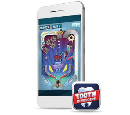 app tooth defenders