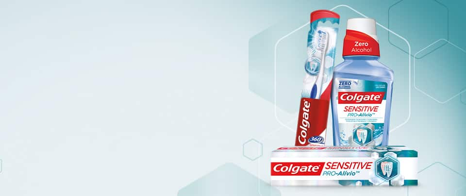 Colgate® Sensitive Pro Alivio™ Zero Alcohol