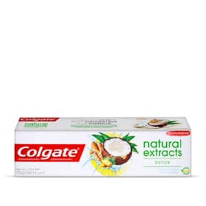 Colgate® Natural Extracts Detox