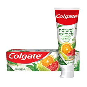 Colgate Natural Extracts Reinforced Defense