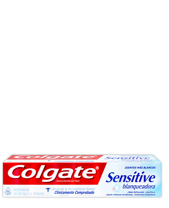 Crema Dental Colgate Sensitive