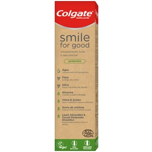 Dentífrico Colgate Smile For Good Protection