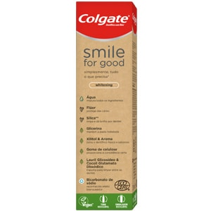 Dentífrico Colgate Smile For Good Whitening