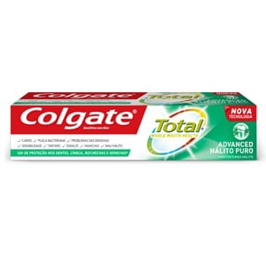 Dentífrico Colgate Total Advanced Hálito Puro