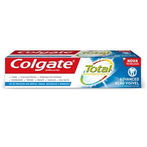 Dentífrico Colgate Total Advanced Ação Visível