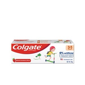 Colgate Kids Free From 3-5 Years