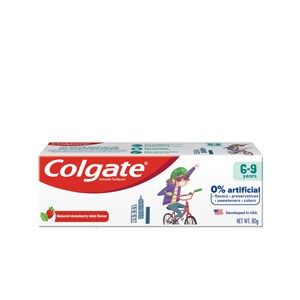 Colgate Kids Free From 6-9 Years