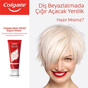 Colgate Optic White Expert White Diş Macunu